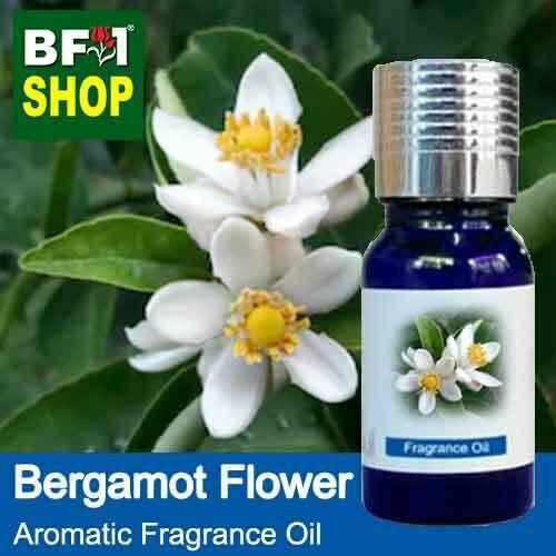 Aromatic Fragrance Oil (AFO) - Bergamot Flower - 10ml