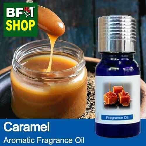 Aromatic Fragrance Oil (AFO) - Caramel - 10ml