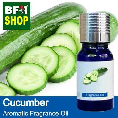 Aromatic Fragrance Oil (AFO) - Cucumber - 10ml