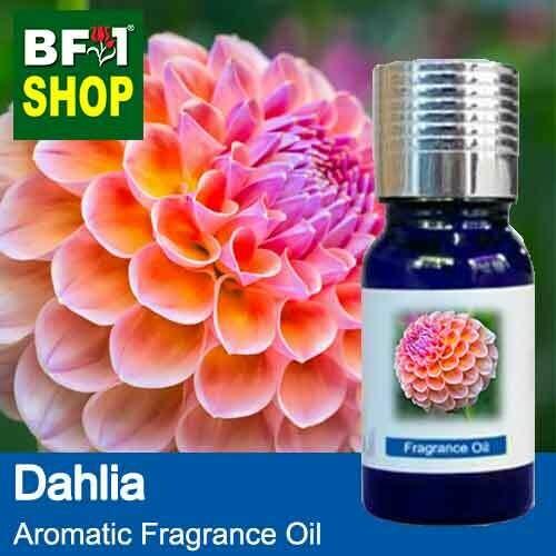 Aromatic Fragrance Oil (AFO) - Dahlia - 10ml