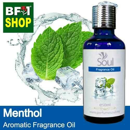 Aromatic Fragrance Oil (AFO) - Menthol - 50ml