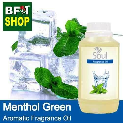 Aromatic Fragrance Oil (AFO) - Menthol Green - 250ml