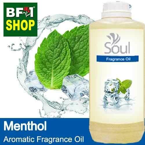 Aromatic Fragrance Oil (AFO) - Menthol - 1L