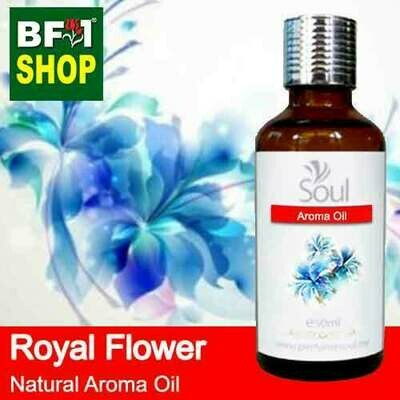 Natural Aroma Oil (AO) - Royal Flower Aura Aroma Oil - 50ml