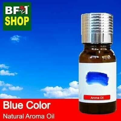 Natural Aroma Oil (AO) - Blue Color Aura Aroma Oil - 10ml