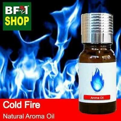 Natural Aroma Oil (AO) - Cold Fire Aura Aroma Oil - 10ml