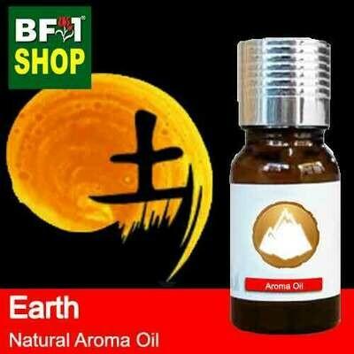 Natural Aroma Oil (AO) - Earth Aura Aroma Oil - 10ml