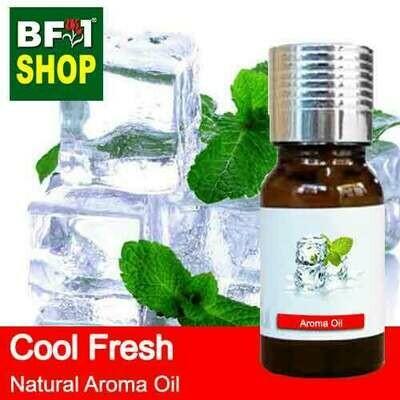 Natural Aroma Oil (AO) - Cool Fresh Aura Aroma Oil - 10ml