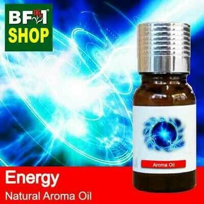 Natural Aroma Oil (AO) - Energy Aura Aroma Oil - 10ml