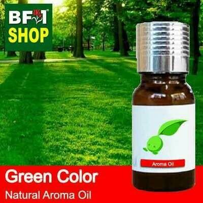 Natural Aroma Oil (AO) - Green Color Aura Aroma Oil - 10ml