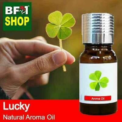 Natural Aroma Oil (AO) - Lucky Aura Aroma Oil - 10ml