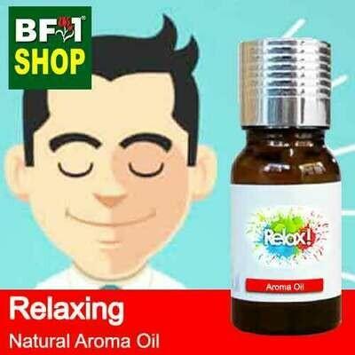 Natural Aroma Oil (AO) - Relaxing Aura Aroma Oil - 10ml