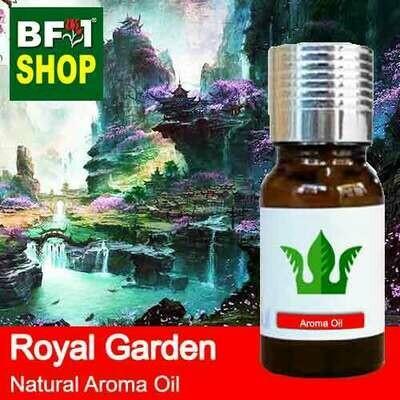Natural Aroma Oil (AO) - Royal Garden Aura Aroma Oil - 10ml