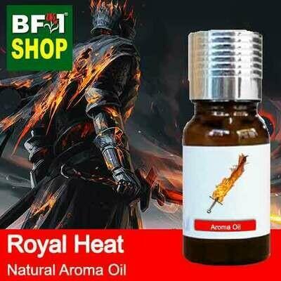 Natural Aroma Oil (AO) - Royal Heat Aura Aroma Oil - 10ml