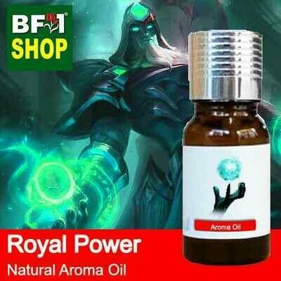 Natural Aroma Oil (AO) - Royal Power Aura Aroma Oil - 10ml