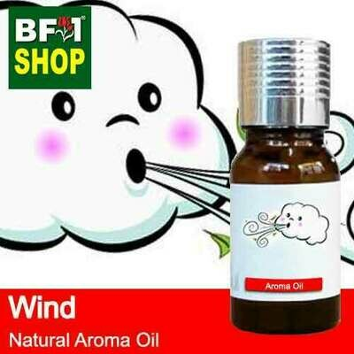 Natural Aroma Oil (AO) - Wind Aura Aroma Oil - 10ml