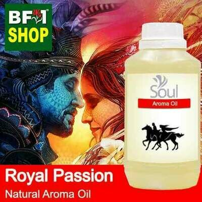 Natural Aroma Oil (AO) - Royal Passion Aura Aroma Oil - 500ml