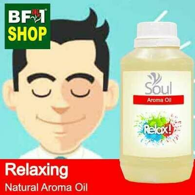 Natural Aroma Oil (AO) - Relaxing Aura Aroma Oil - 500ml
