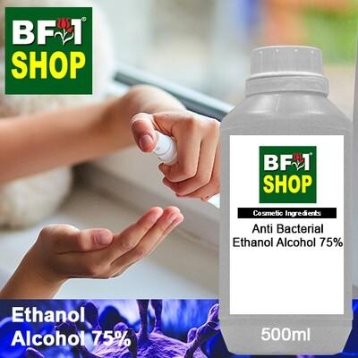 CI - Anti Bacterial Ethanol Alcohol 75% - 500ml
