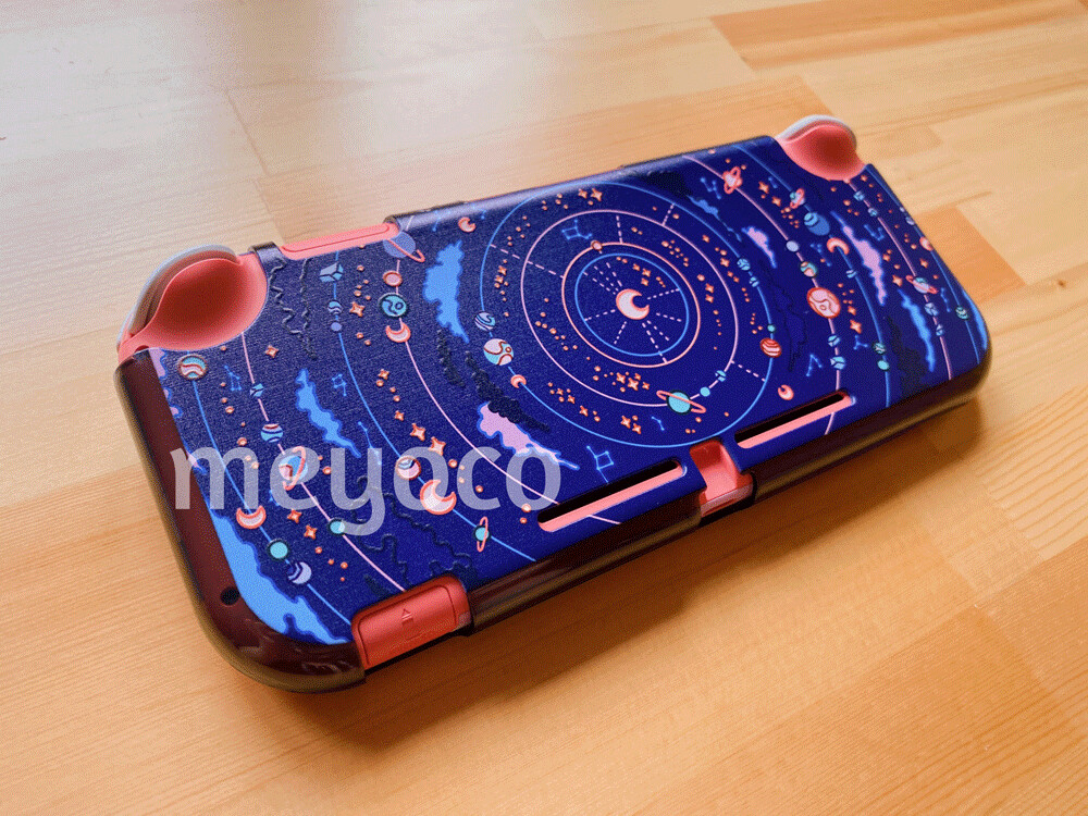 Moon System Switch Lite Case