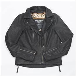 Fran Casual Leather Jacket