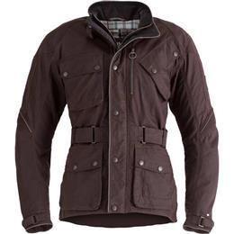 Oxblood Barbour Jacket