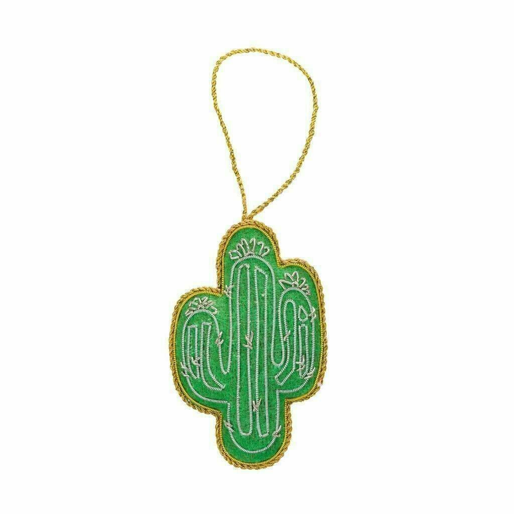 Larissa Plush Ornament - Cactus - Matr Boomie (H)