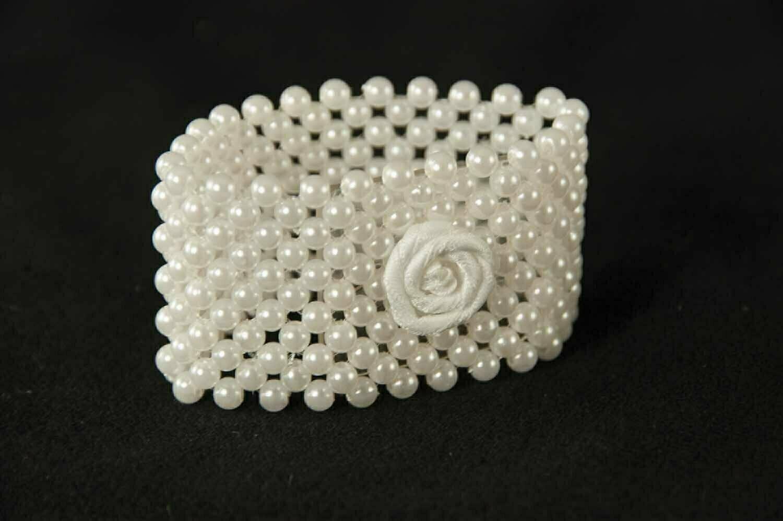R12 - Mini Pearl Bracelet (Sugar) ( Forever Keepsake Bracelet)