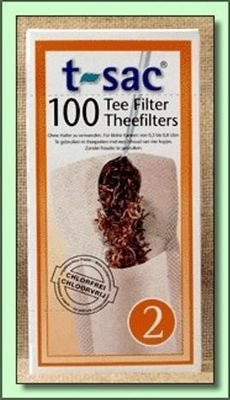T-Sac Disposable Filters