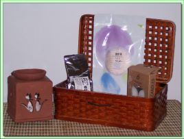 1263 Tea Incense Burner: Kit