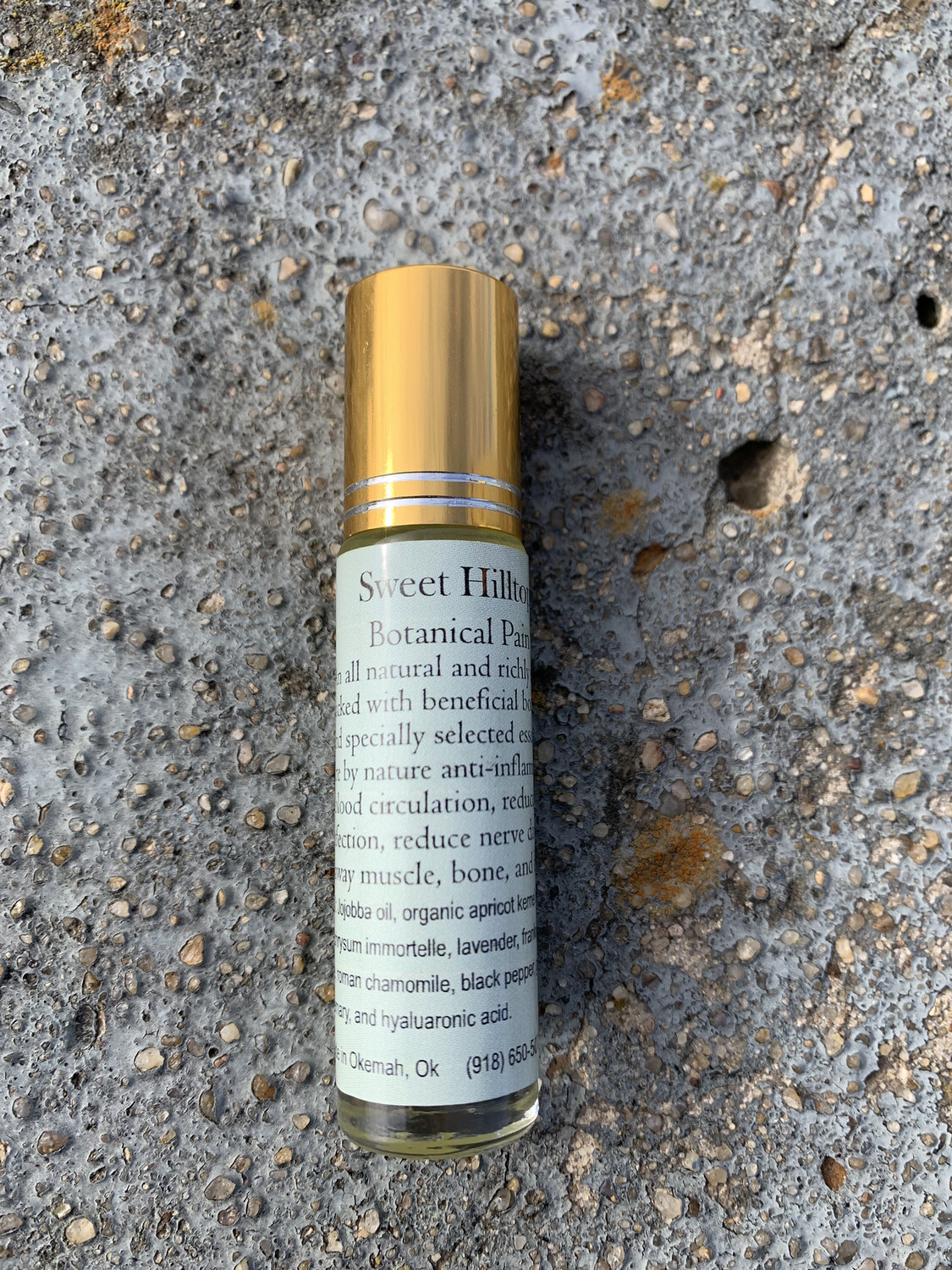 Botanical Pain Serum