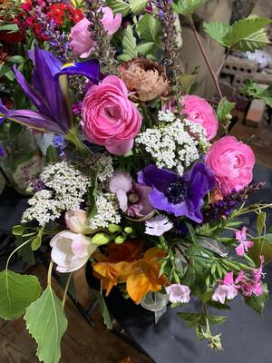 Fresh Picked Garden Bouquets!