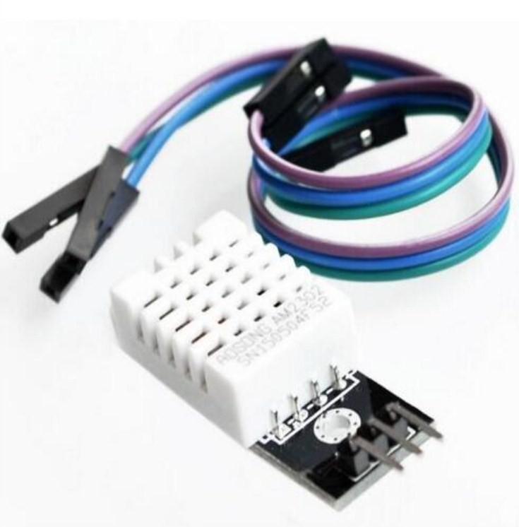 Senzor temperatura si umiditate DHT22 AM2302