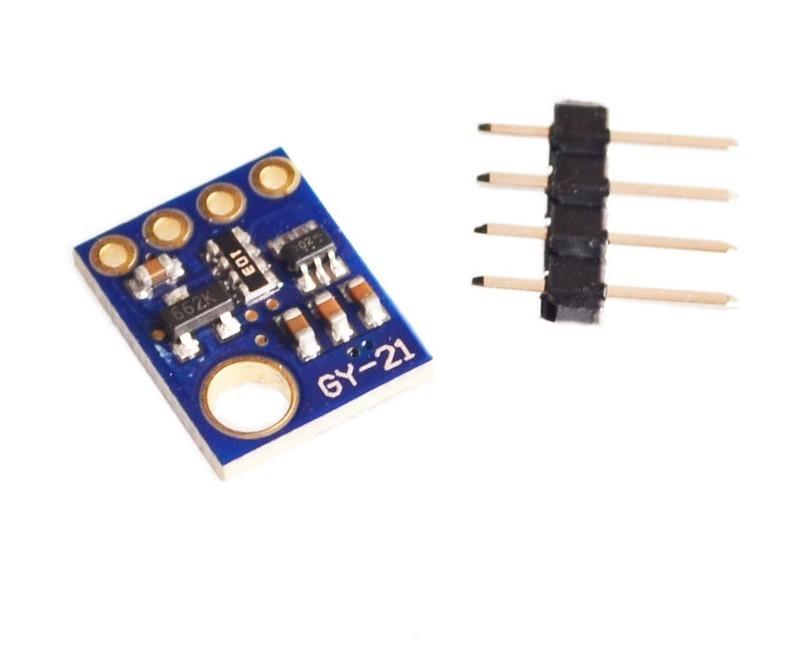 Senzor Temperatura si Umiditate de precizie SHT21, GY-21