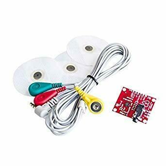 Modul Senzor ECG, EKG, AD8232 Kit