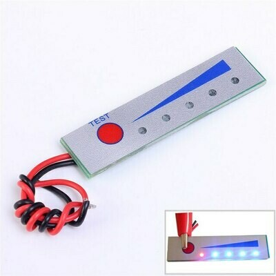 Indicator Baterie 2S 8.4V