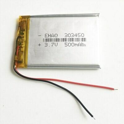 Baterie litiu 3.7V 400mAh