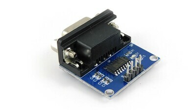 Modul RS232 la TTL, convertor