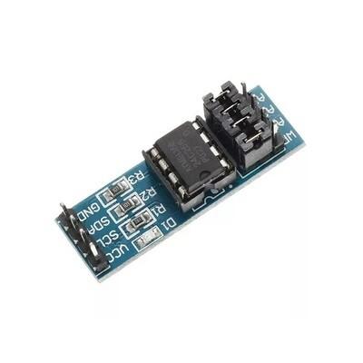 Modul EEPROM  AT24C256 V2, I2C