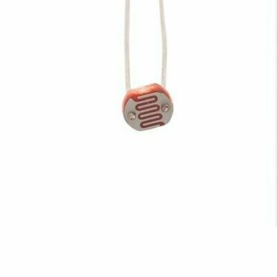 Fotorezistor (5537) 5mm