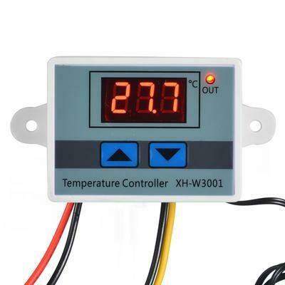 Termostat temperatura XH-W3001, 12V