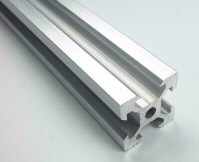 Profil aluminiu 2020 V-Slot, 10cm