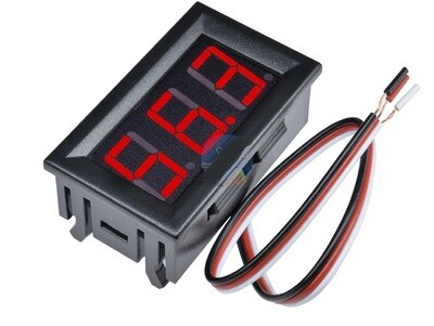 Voltmetru digital LCD 0 - 100V