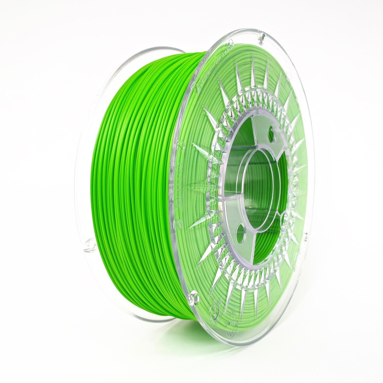 Filament Devil Design PLA, 1Kg, Verde Aprins