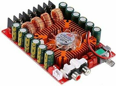 Amplificator audio TDA7498E, 2x160W