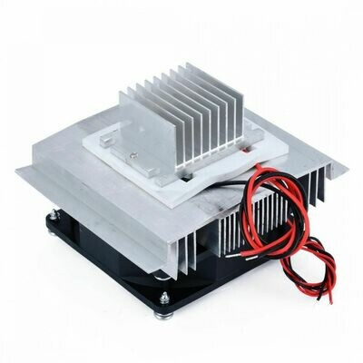 Sistem racire peltier cu ventilator 12V