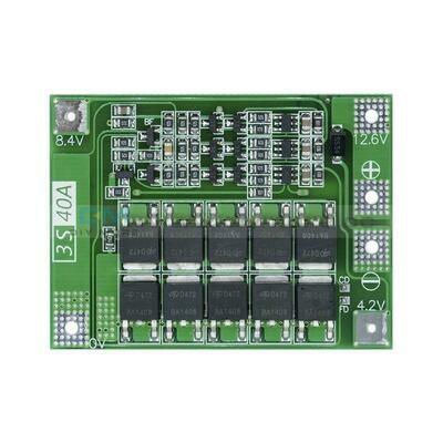 Modul BMS 3S, 40A, 12.6V