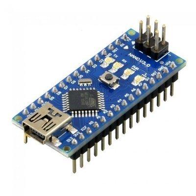 Placa dezvoltare NANO v3 AtMega 328p, compatibil Arduino
