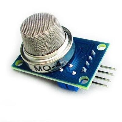Senzor Gaz MQ-4 Metan Gaz Natural