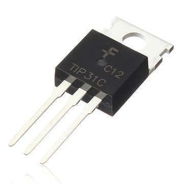 Tranzistor NPN TIP31 TIP31C TO220